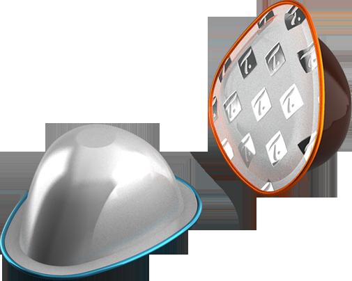 Capsule special t phi design for Special t porte capsule