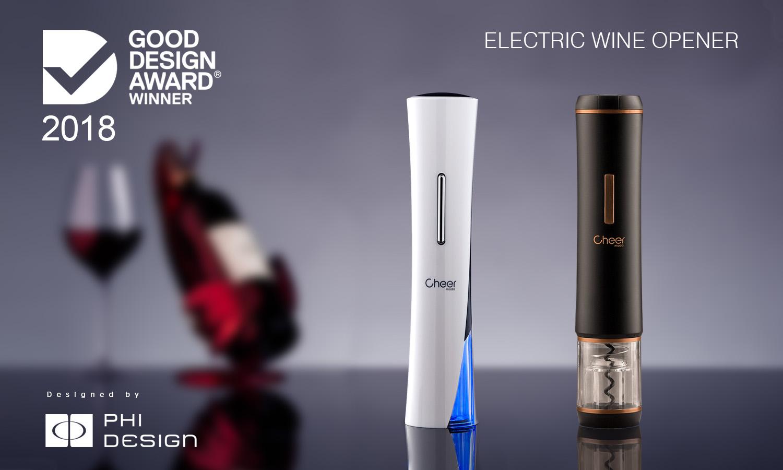 PHI DESIGN Good Design Award 2018